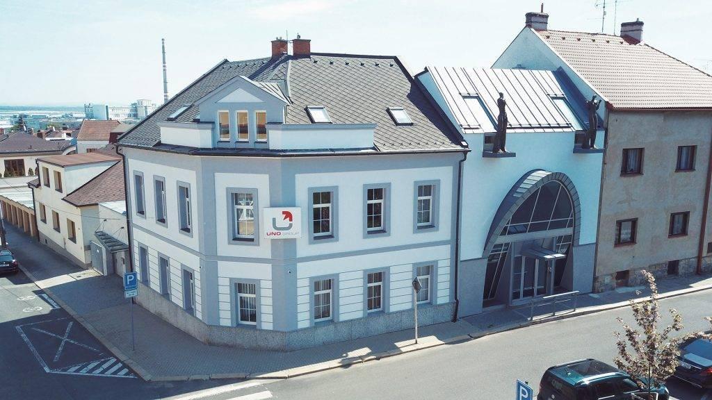Sídlo společnosti | UNO GROUP Praha